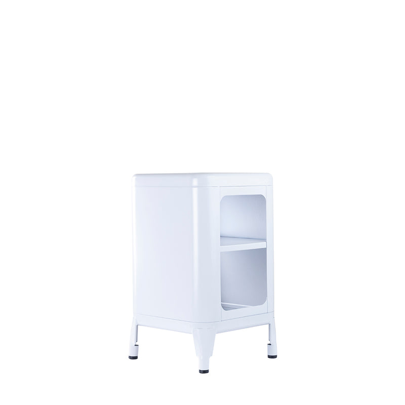 Valise Brooklyn Cabinet Small in Alabaster White