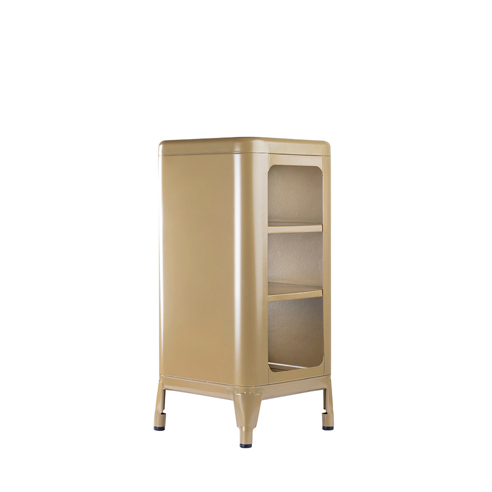 Valise Brooklyn Cabinet Medium in Olive Gold