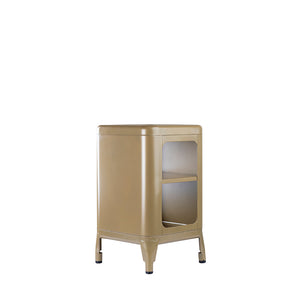 Valise Brooklyn Cabinet Small in Olive Gold