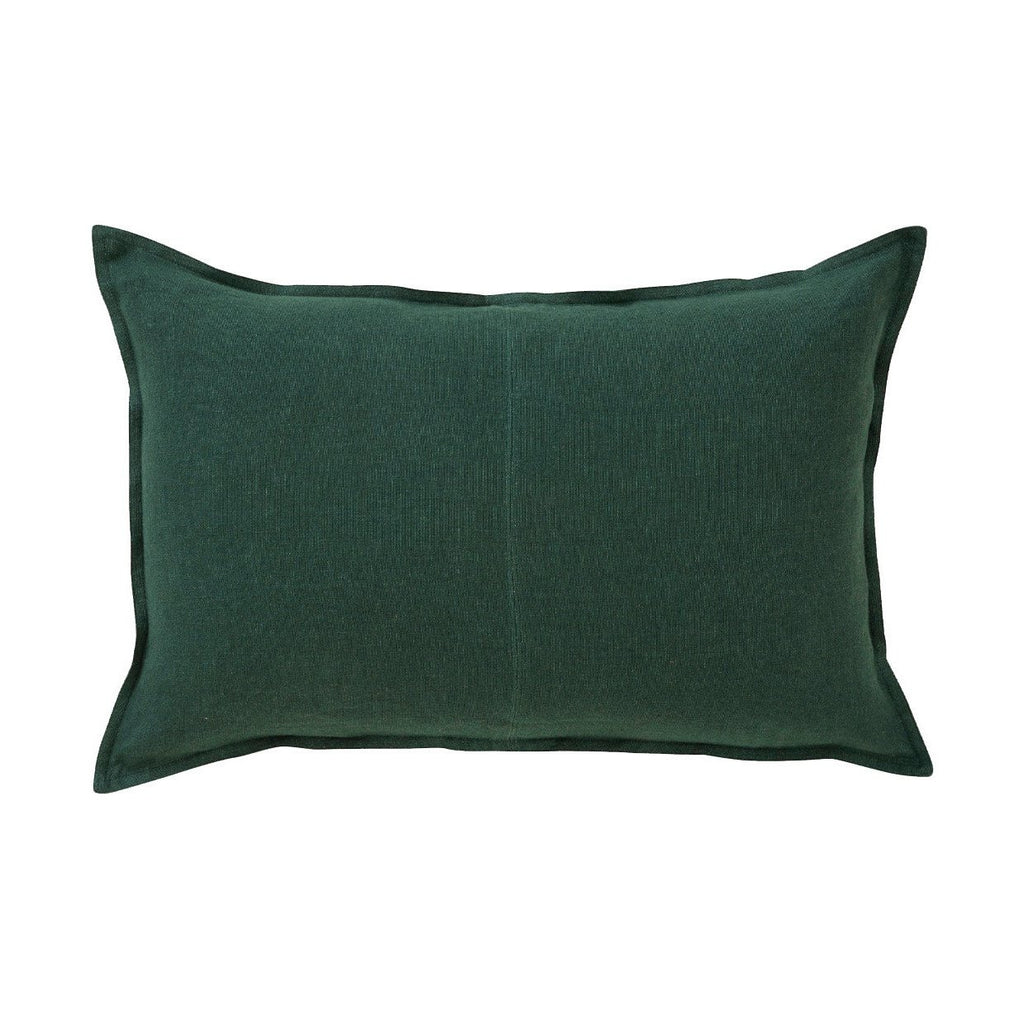 Weave Como Lumbar Cushion Forest