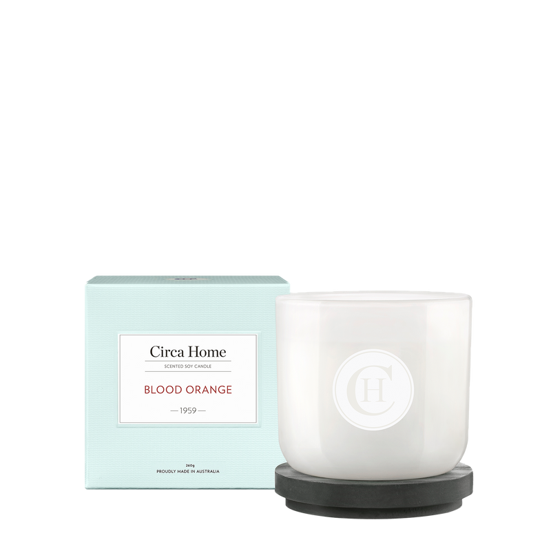 Circa Home Classic 260g Candle 1959 Blood Orange
