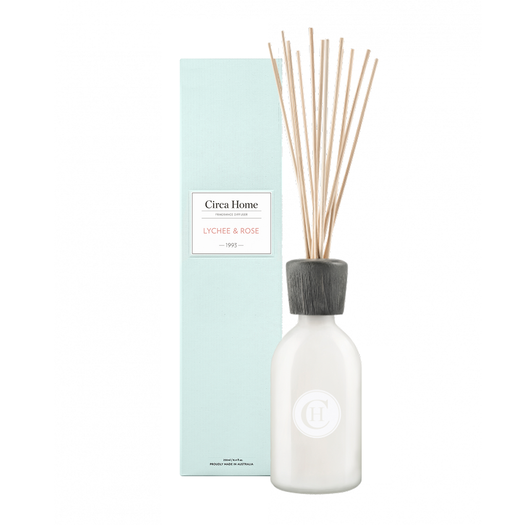 Circa Home 250ml Fragrance Diffuser 1993 Lychee & Rose