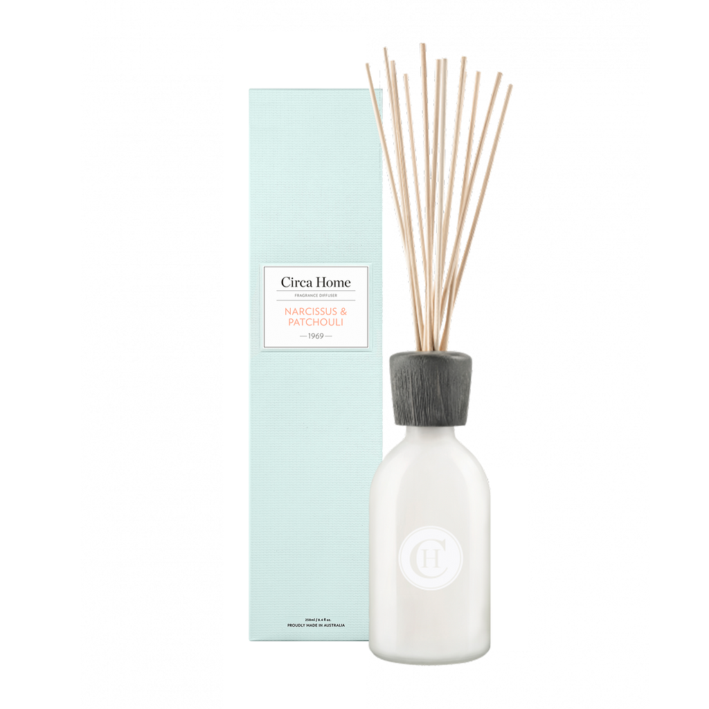 Circa Home 250ml Fragrance Diffuser 1969 Narcissus & Patchouli