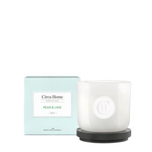 Circa Home Classic 260g Candle 1977 Pear & Lime