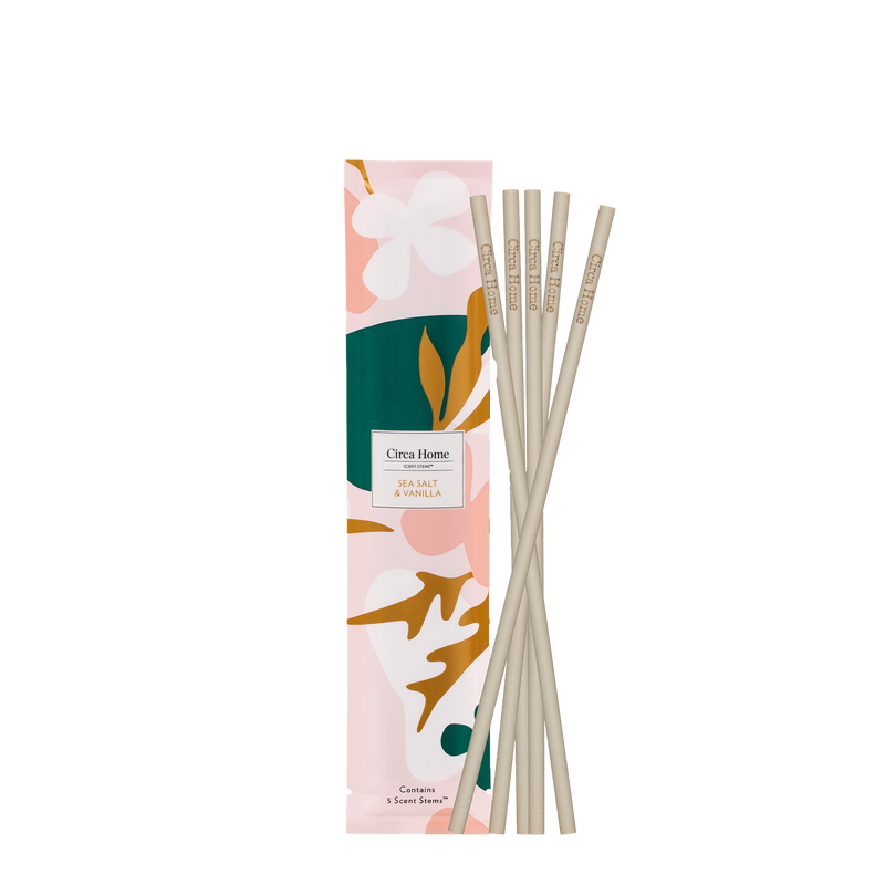 Circa Home Scent Stems Sea Salt & Vanilla
