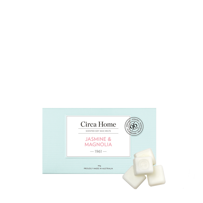 Circa Home Soy Wax Melts 1965 Jasmine & Magnolia