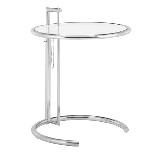 Replica Eileen Grey Adjustable Side Table