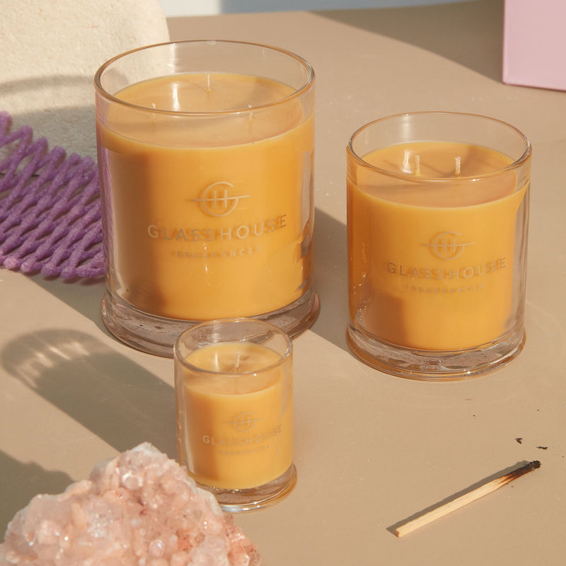 Glasshouse Fragrances 60g A Tahaa Affair Candle