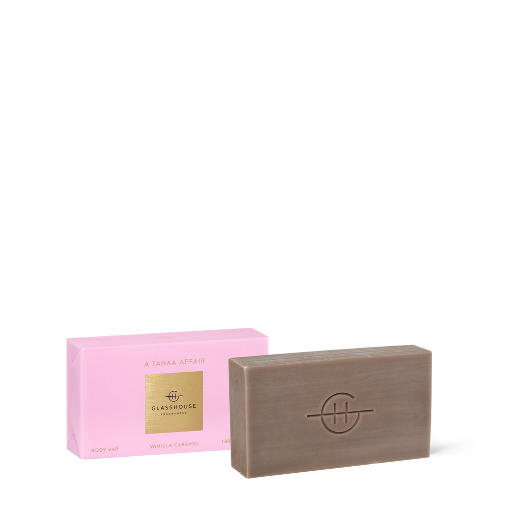 Glasshouse Fragrances 180g A Tahaa Affair Body Bar