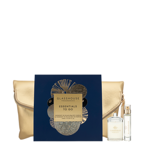 Glasshouse Fragrances Midnight in Milan Essentials To Go Gift Set