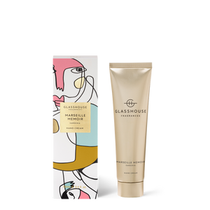 Glasshouse Fragrances 100ml Marseille Memoir Hand Cream