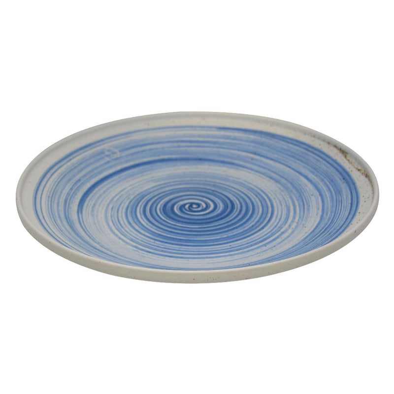 Valise York Plate 25cm China Blue