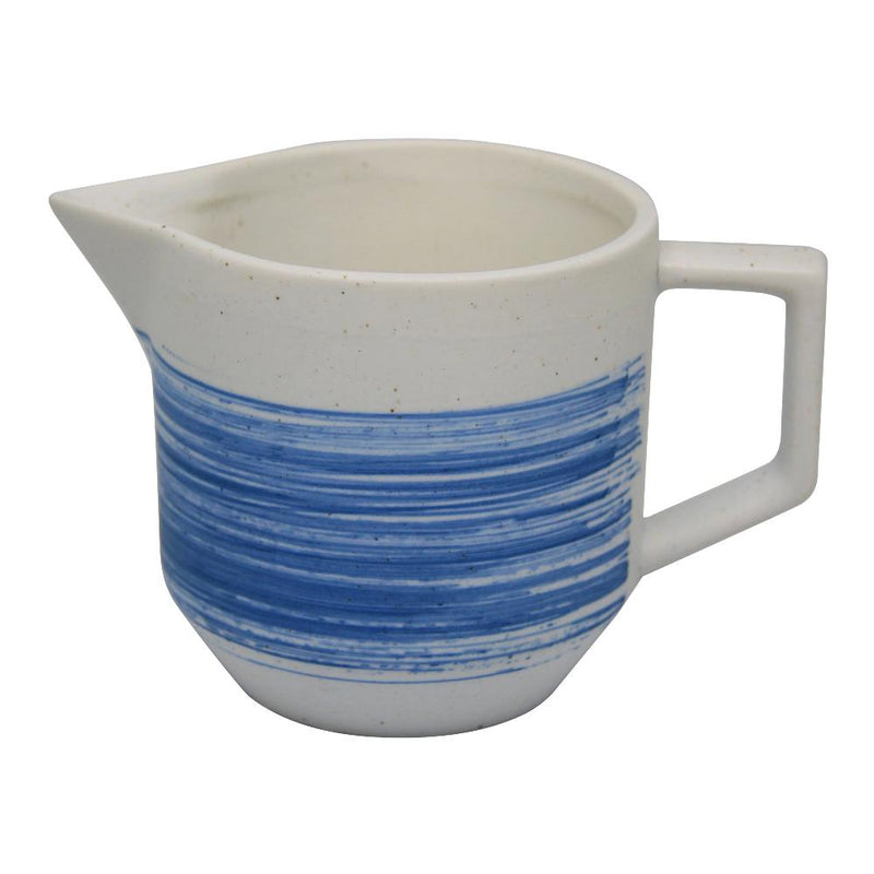 Valise York Milk Pot China Blue