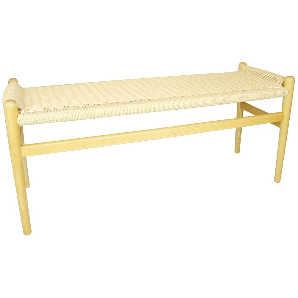 Valise Oslo Bench in Natural Ash