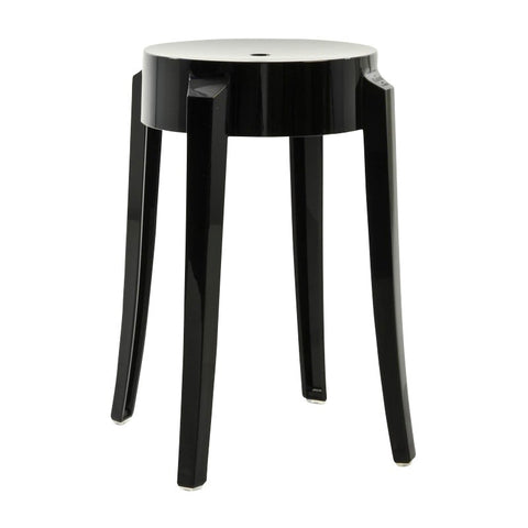 Replica Philippe Starck Prince Aha Stool Black