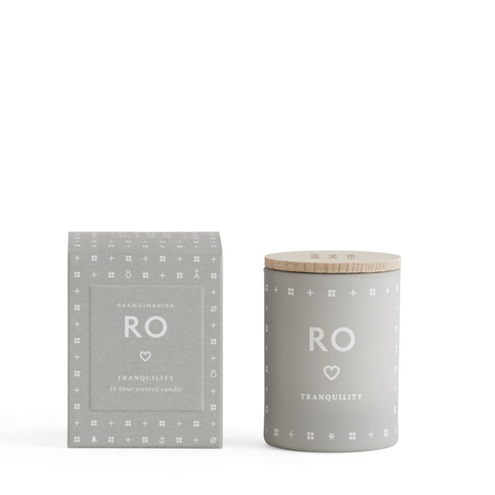 Skandinavisk RO (Tranquility) 55g Hand-Poured Scented Candle