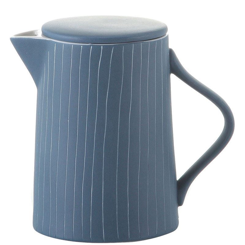 Valise Kyoto Tea Pot Steel Blue