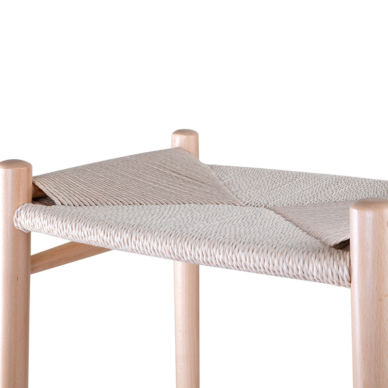 Valise Oslo Stool in Natural Ash