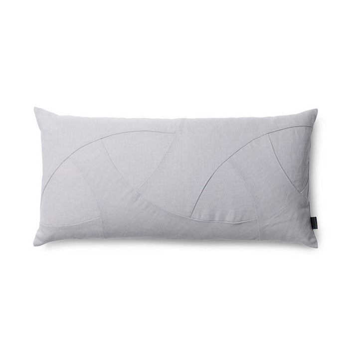 by Lassen Flow Cushion Grey 35 x 70cm
