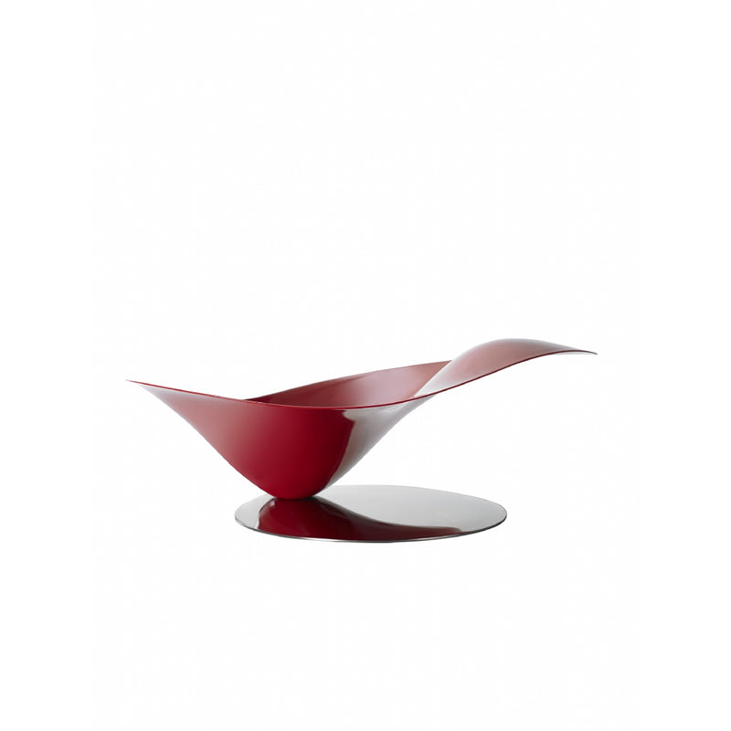 Bugatti Petalo Fruit Bowl Red