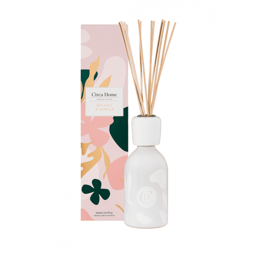 Circa Home Sea Salt & Vanilla 250ml Fragrance Diffuser