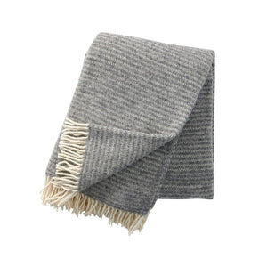 Klippan Ralph Blanket Light Grey