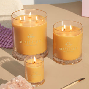 Glasshouse Fragrances 760g A Tahaa Affair Candle