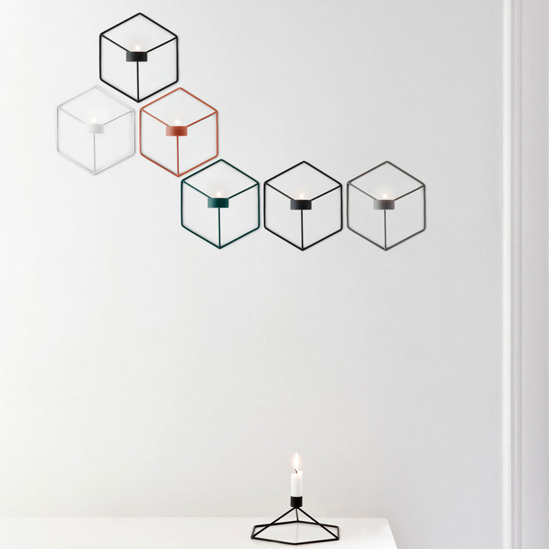 Menu POV Wall Candleholder White