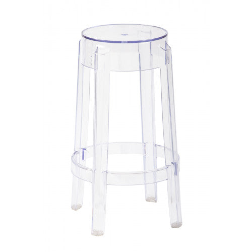 Replica Philippe Starck Ghost Barstool 65CM Transparent