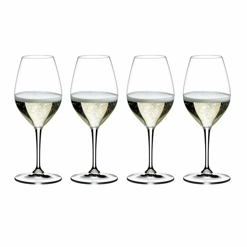 Riedel Vinum Champagne Wine Glass Value 4 Piece