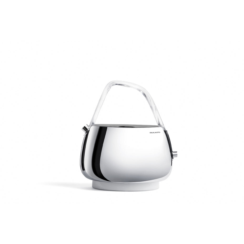 Bugatti Jacqueline Electronic Kettle Transparent