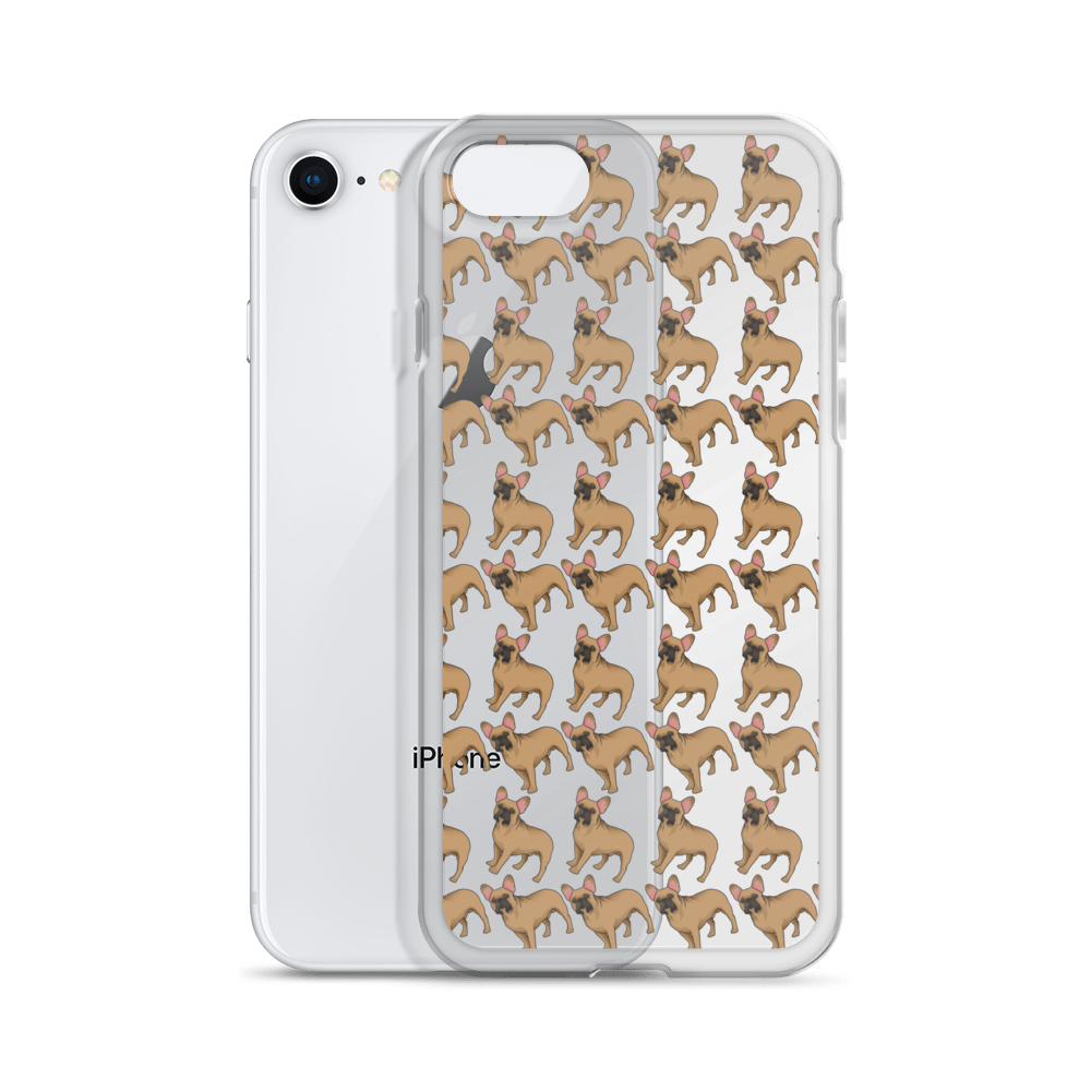 Fawn French Bulldog iPhone Case (choose your model) - Parent Of Pet
