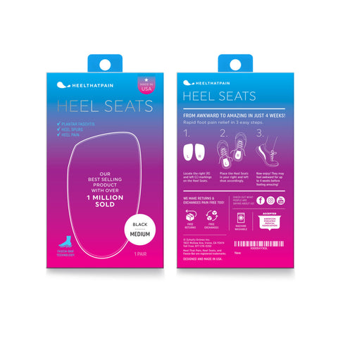 Image of Heel Seats Box