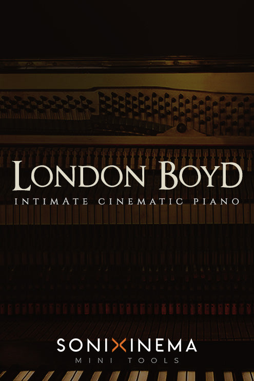 London Boyd: 1920's Upright