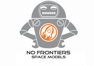 NO FRONTIERS SPACE MODELS