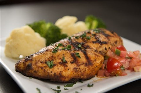 Chicken Breast 20- 4 oz.