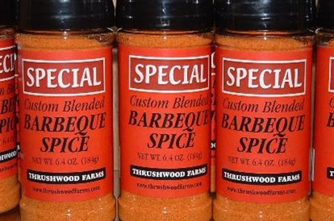 Thrushwood Farms Special Barbecue Spice