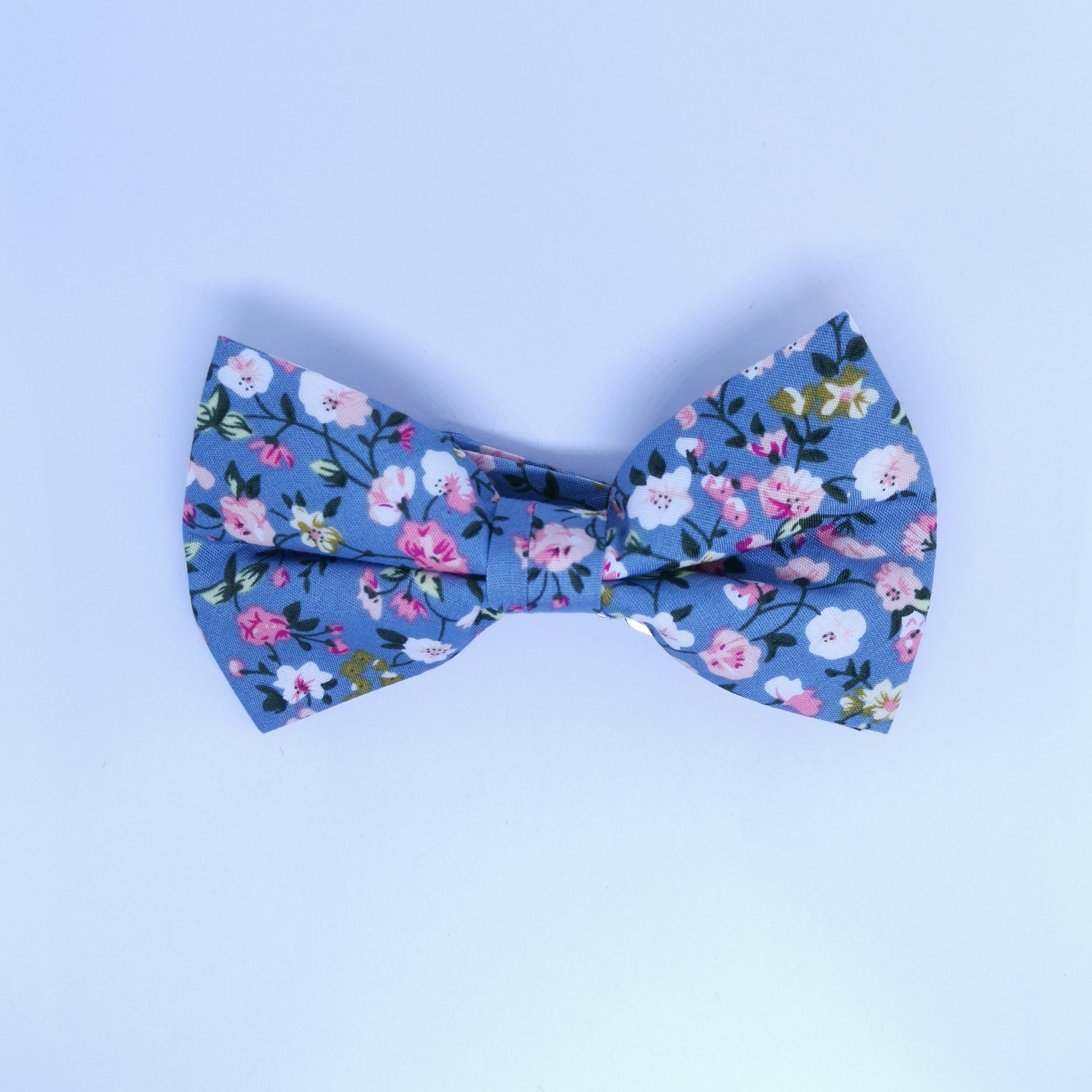 Floral Woven Bow Tie
