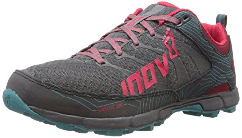 Damen Trailtalon 250 Schuhe neon pink black teal UK 6.5