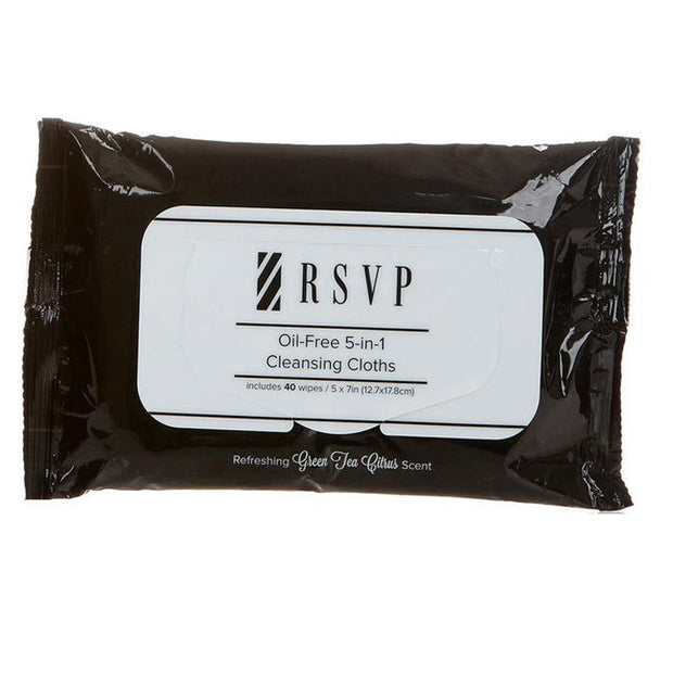 Oil Free 5-In-1 Cleansing Cloths