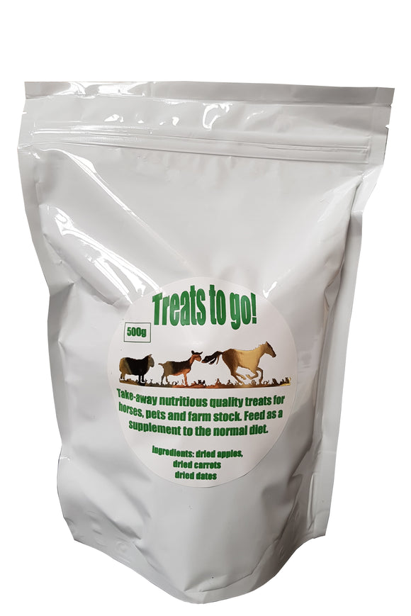Treats-to-Go - 500g Pouch