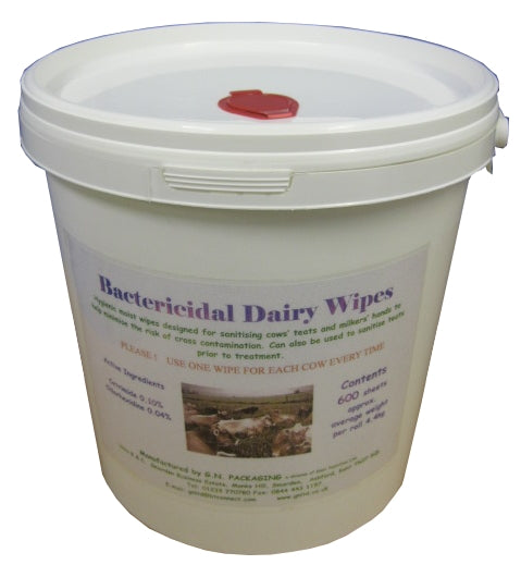 Dairy Wipes