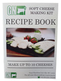 Cheese Making Kit - Vegetarian Rennet, Culture, Cheesecloth and Thermometer