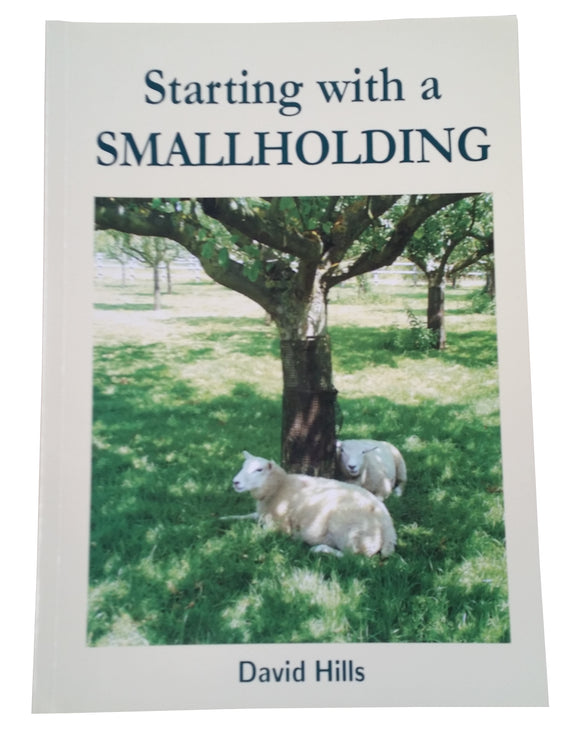 Book, Starting with a Smallholding - David Hills