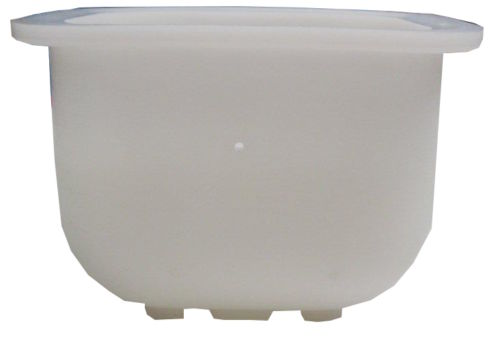 Cheese making Mould 36 - Mini Square Pan
