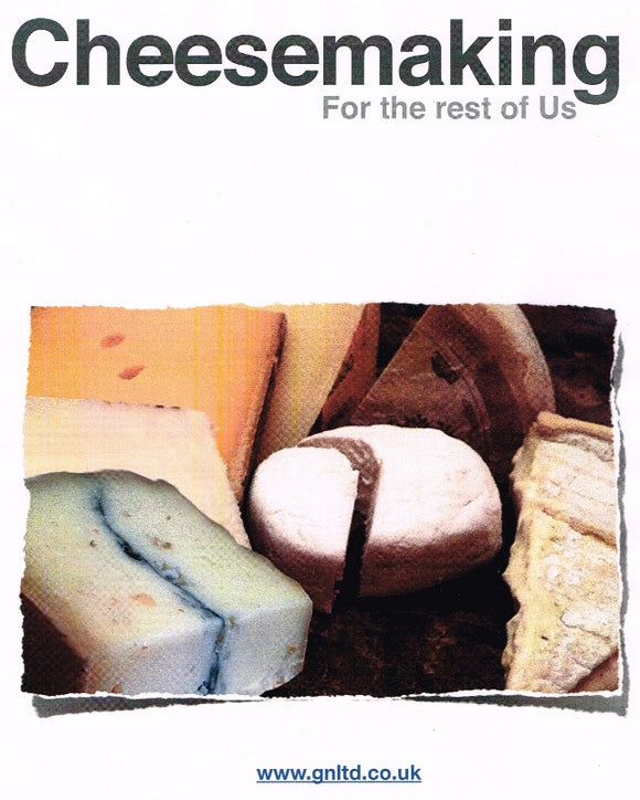 Free E Book - Cheesemaking for the Rest of us