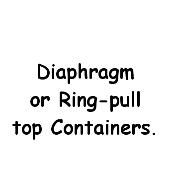 Ringpull canister