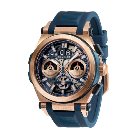 R9 VELOCE Launch Edition - Midnight Blue Rosegold
