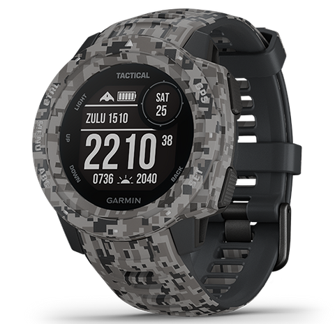 Instinct - Tactical Camo Graphite