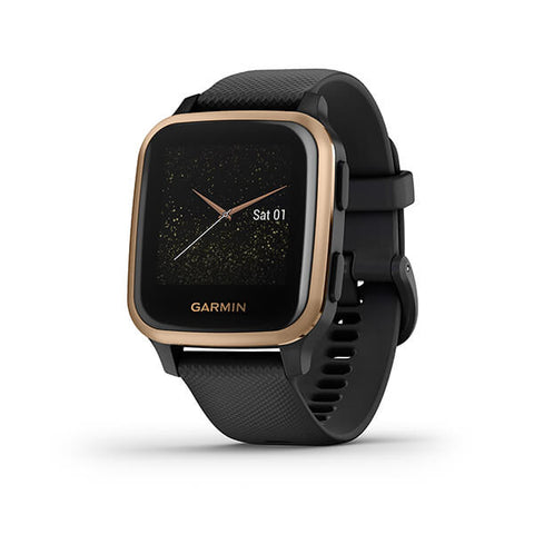 VENU SQ Music Black/ Rose Gold